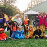 Fellowship Monrovia Halloween Party