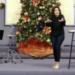 Ines McBryde preaching Christmas from the Margins - Kaleo SDA Church 2018-12-8