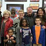 McBryde, Valley, Velasquez families - January 2019