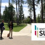 Inés Velasquez-McBryde and Bobby Harrison at the Whitworth Ministry Summit